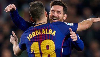 Barcelona  5 - 0  Celta Vigo