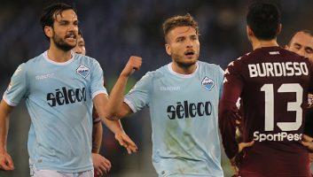 Lazio  1 - 3  Torino