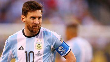 Argentina 0 - 0 Chile