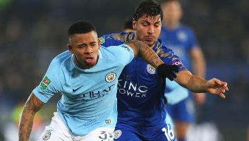 Leicester City 1 - 1 Manchester City
