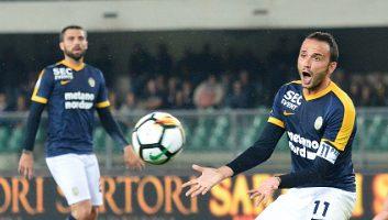Hellas Verona  1 - 0  Benevento