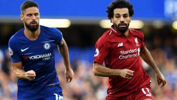 Chelsea  1 - 1  Liverpool