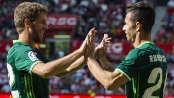 Sporting Gijon 2 - 2 Real Betis