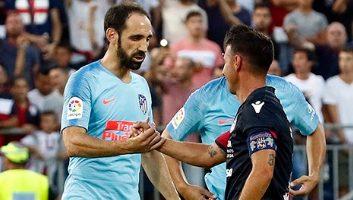 Cagliari  0 - 1  Atletico Madrid