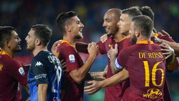 Empoli  0 - 2  Roma
