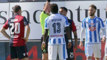 Cagliari 1 - 0 Pescara