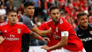 Sevilla  0 - 1  Benfica
