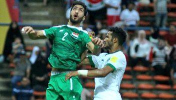 Saudi Arabia 1 - 0 Iraq