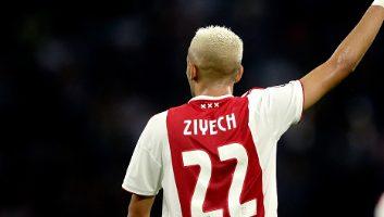 Ajax  3 - 1  Dynamo Kyiv