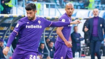 SPAL  1 - 1  Fiorentina