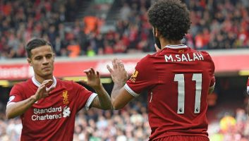 Liverpool  1 - 1  Burnley