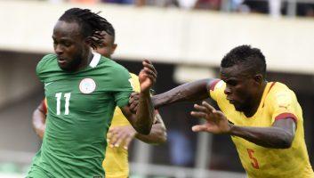Cameroon 1 - 1 Nigeria