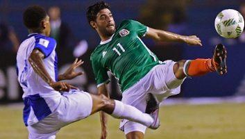 Honduras  3 - 2  Mexico