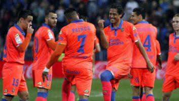 Malaga 2 - 1 Las Palmas