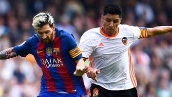Valencia 2 - 3 Barcelona