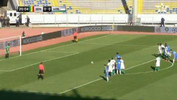 Senegal  1 - 1  Uzbekistan