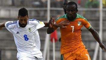 Ivory Coast 1 - 2 Gabon