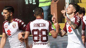 Genoa  1 - 2  Torino