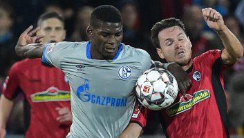 Freiburg  1 - 0  Schalke 04