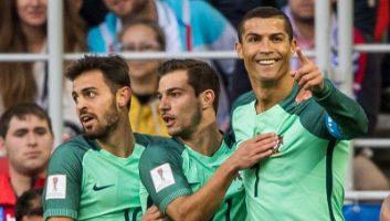 Russia 0 - 1 Portugal