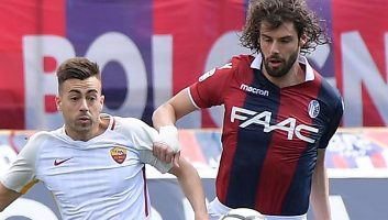 Bologna  1 - 1  Roma