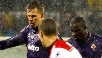 Fiorentina 1 - 1 Crotone