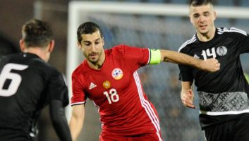 Armenia  4 - 1  Belarus