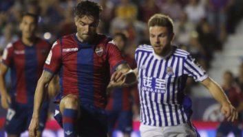 Levante  3 - 0  Real Sociedad