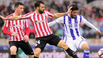 Real Sociedad 0 - 2 Athletic Bilbao