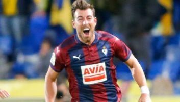 Las Palmas  1 - 2  Eibar