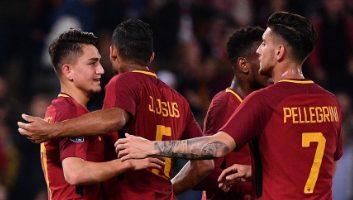 Roma  2 - 1  Genoa