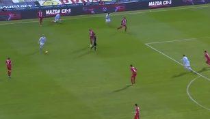 Celta Vigo 1 - 1 Sevilla