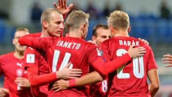 Czech Republic  5 - 0  San Marino