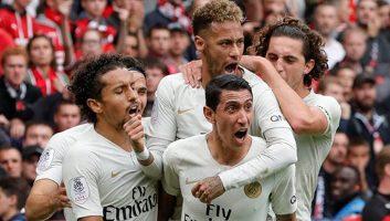 Rennes  1 - 3  Paris Saint Germain