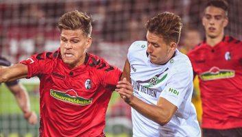 Freiburg  1 - 1  Hannover 96