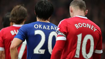 Manchester United 1 - 1 Leicester City
