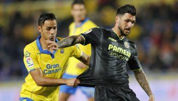 Las Palmas 1 - 0 Villarreal