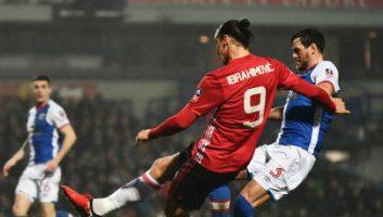Blackburn Rovers 1 – 2 Manchester United