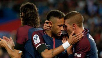 Paris Saint Germain 3 - 0 Saint-Etienne