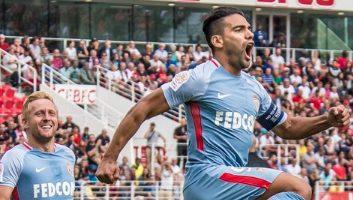 Dijon 1 - 4 Monaco