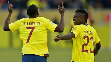 Ecuador 3 – 0 Venezuela