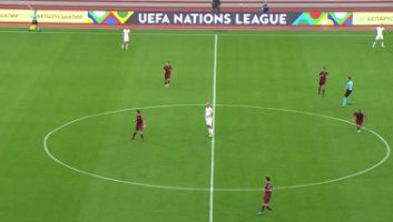 Belarus  5 - 0  San Marino