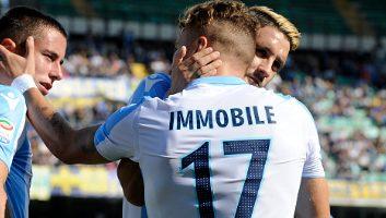Hellas Verona  0 - 3  Lazio