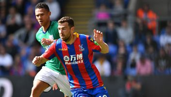 Crystal Palace  2 - 0  West Bromwich Albion