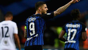 Inter  4 - 0  Cagliari