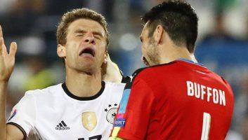 Germany 1 - 1 Italy [PEN: 6-5]