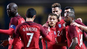 Portugal  1 - 1  USA