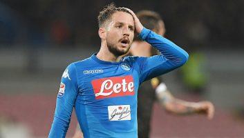 SSC Napoli  2 - 4  Roma