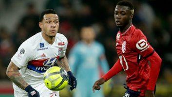 Lille  2 - 2  Lyon