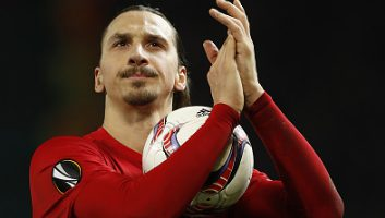 Manchester United 3 - 0 Saint-Etienne